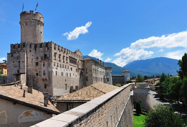 Castello-del-Buonconsiglio trentino