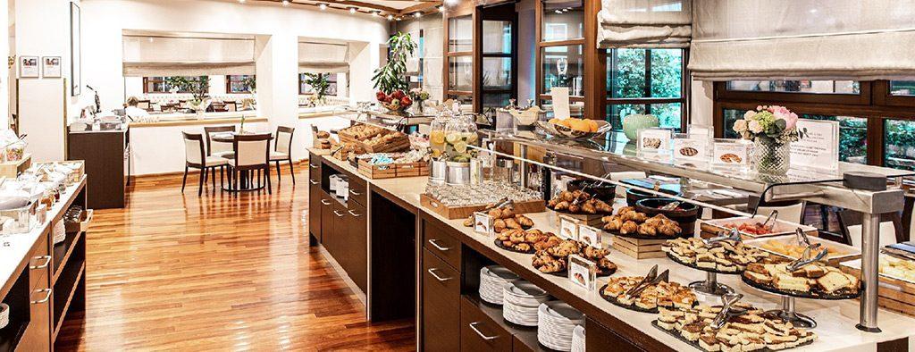 Colazione Hotel 4 stelle Trento