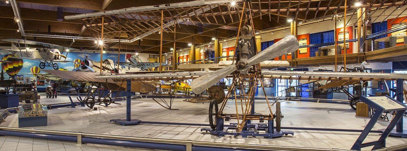 Museo aeronautica Caproni